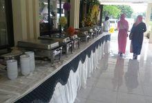 Wedding Project - Gedung Serba Guna Pandaan by Berkah Catering Surabaya