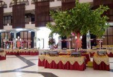 Wedding Project - Masjid Al Akbar Ruang Marwah by Berkah Catering Surabaya