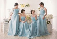 New collection 2017 by Lademoiselle Bridesmaids