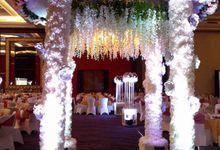 Wedding Barry & Marceline by Merlynn Park Hotel