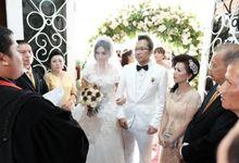 Tiara Wedding by Hana Flower Story