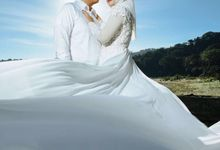 The Pre-wedding of Rea & Kiki by La Sposa