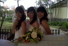 Devina Wedding - HYATT by Various Dance Enterprise