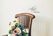Calvin & Nini day 1 by deConcept decoration