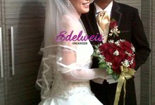 Wedding Day Of Andreas & Sherly by Edelweis Organizer