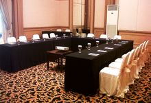Corporate Meeting by Raffles Hills Cibubur - On Green Garden Venue