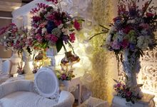 Gita & Julian by Charissa Event & Wedding Decoration