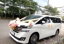 WEDDING OF ADE & FIONA by Priority Rent car
