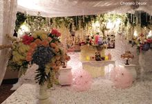 Engagement Ian & Devi by Charissa Event & Wedding Decoration