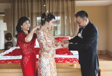 Lawrence & Urania by Luxury Weddings Indonesia