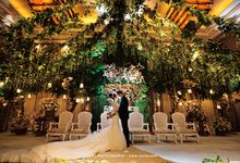 Timothy & Ingrid by Artea Event Organizer