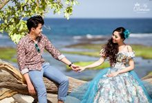 Pre - Wedding Dessy and Adhitya by My Dream Bridal and Wedding