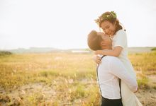 Pre-wedding Shoot - Eugene  &  Tracie by Charlane Yu Makeup and Hair