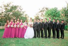 Garden Wedding in Tagaytay by Honeycomb PhotoCinema