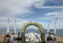 Simon and Pungky Wedding by Grand Aston Bali Beach Resort