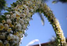 Scott and Misty Wedding by Grand Aston Bali Beach Resort