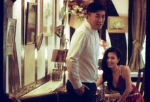 Prewedding - Asia couple shoot by New Storyboards photography