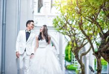 Singapore Pre-wedding by My Dream Wedding