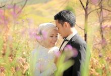 Angger & Mazda Postwedding by grafato