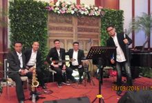 Gedung Dhanapala 24 sept 2016 by ronald wilson music