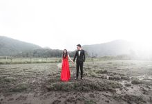 The prewedding of Angel and Surya by akemi pictures