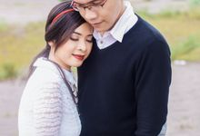Aldita & Andrie by Loveliest Photography