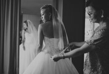 Bali Beach Wedding Photography - Melissa & Trent by The Deluzion Visual Works