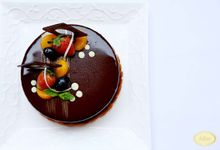 Chocolate Praline Cake by Giovani Patisserie