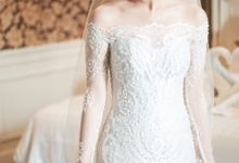 Verena Mia Wedding Gown September 2016 by Verena Mia