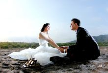 Prewedding ely & bowo by MOMENTO Photography