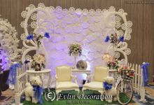 The Wedding of Ronald & Paulin by Evlin Decoration