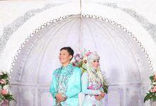 Sasana Wira Sakti - Wedding Agung & Trie by Explore Photograph