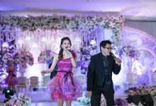 HARMONY ENTERTAINMENY  AT THE WEDDING DIMAS & IRENE by Harmony Voice Entertainment