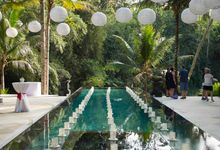Kelly-Ann & Mark's Wedding by Beyond Events Bali