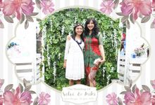 Wedding of Silvi & Kiki by Woodenbox Photocorner