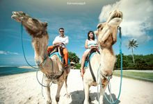Bali Prewedding Nanda & Rendika by airwantyanto project