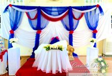 Wedding at Castillo Royale Ortigas by Castillo Royale