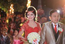 The Traditional Wedding of Eka & Resty by IMELDAVID