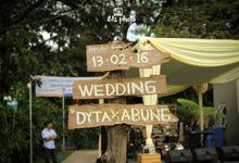 Dyta & Abung by Malaka Hotel Bandung