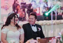 The Wedding of Agus & Fanny by Dyandra Convention Center Surabaya