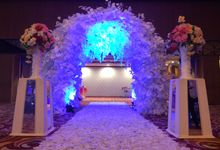 Wedding Event at Angke Restaurant by Brightness Production