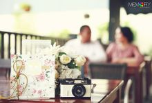 Prewedding Nurul & Panji by MEMORY PHOTOGRAPHY