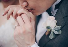Actual Wedding Day by Anson Choi Photography