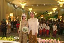 Kevina & Panji by Qiares Wedding House