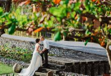 Bali Honeymoon Photography - Sandra & Boris at Waka Gangga Resort by The Deluzion Visual Works