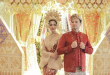 Pernikahan Adat Minang by MERCANTILE PENTHOUSE WEDDING