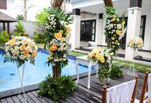 Wedding by La Villais Kamojang Seminyak Bali