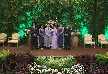 WEDDING OF RIRI & DIDHA by Sonokembang Catering