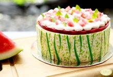Watermelon Breeze Cake by Giovani Patisserie