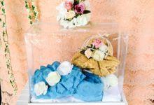 MICA BOX PURPLE & PEACH PROJECT by DNY Creative